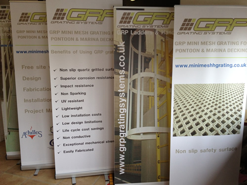 Advertising PVC Banners Bolton